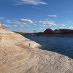 Lake Powell baignade
