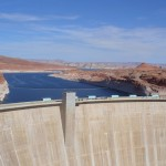 Lake Powell barrage