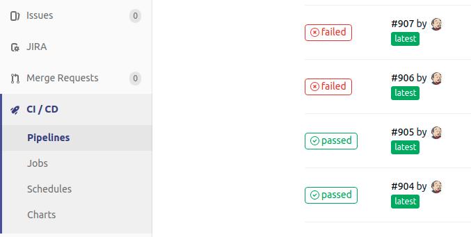 GitLab Jenkins Pipeline